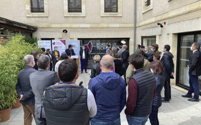 Inauguration officielle de l'incubateur FoodTech & WineTech de la Technopole