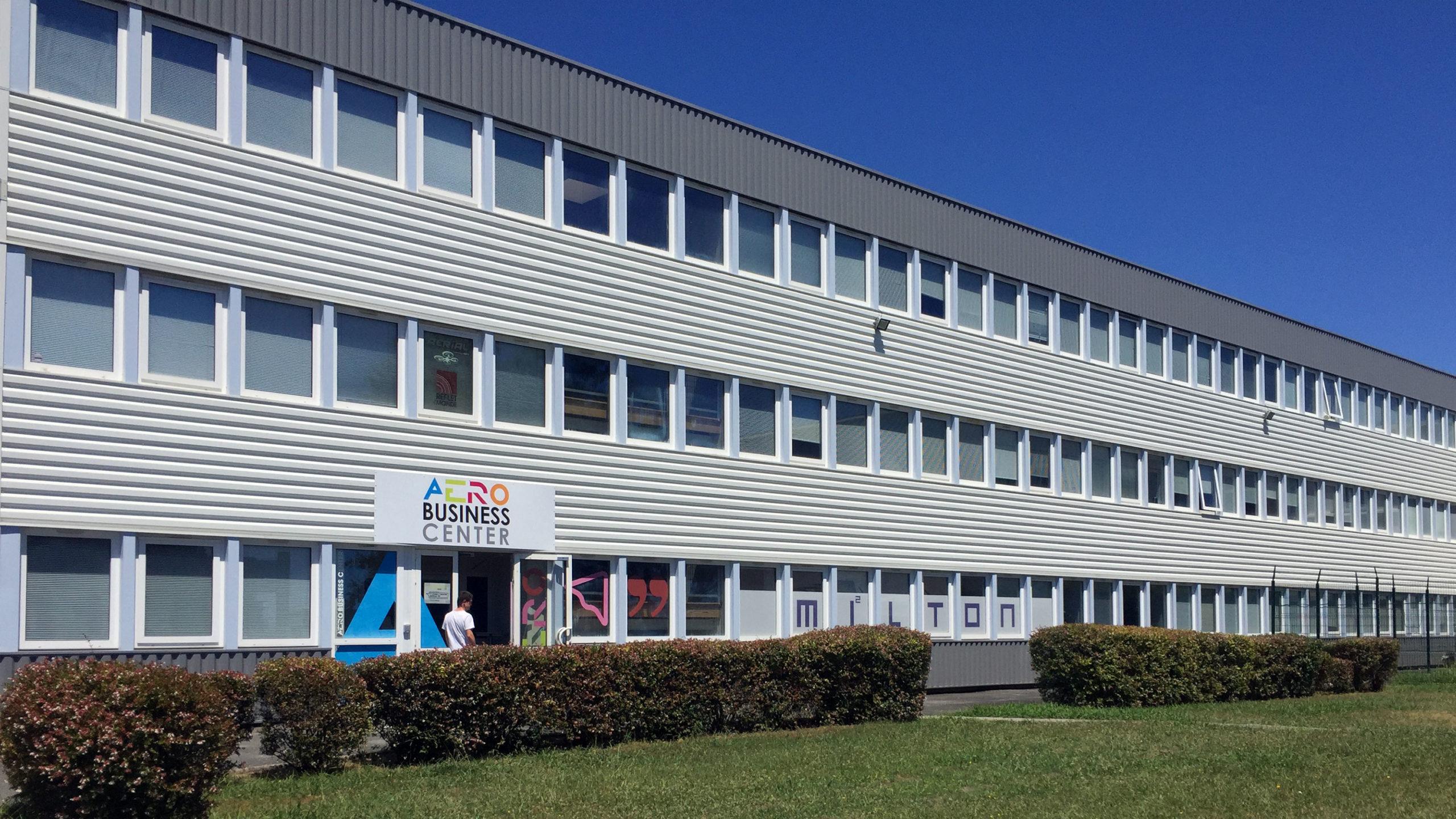 Aéro Business center