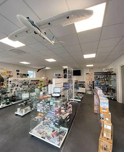 Aerial Shop RDM