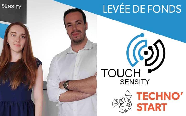 Touch Sensity levée de fonds